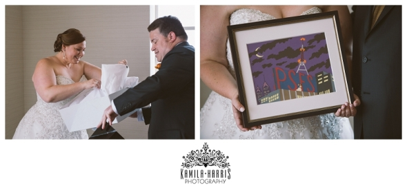 Wedding at the Loews Philadelphia, Philadelphia Wedding Photographer