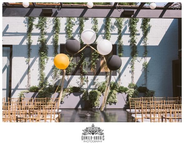 Wedding at 501 Union Brooklyn NYC