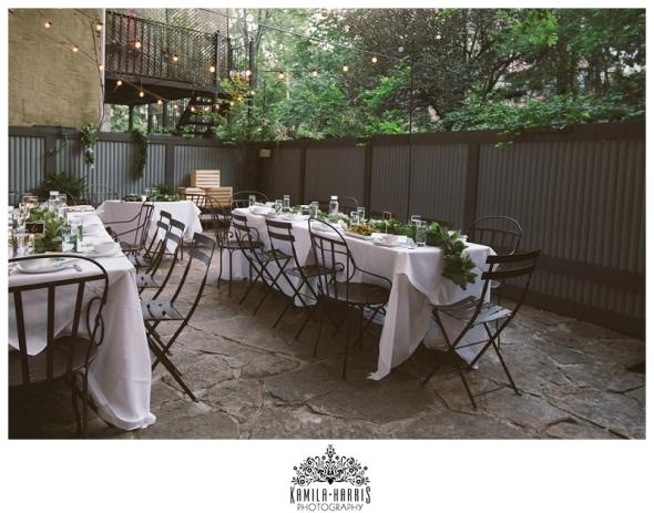 ICI Fort Greene Brooklyn NYC Wedding