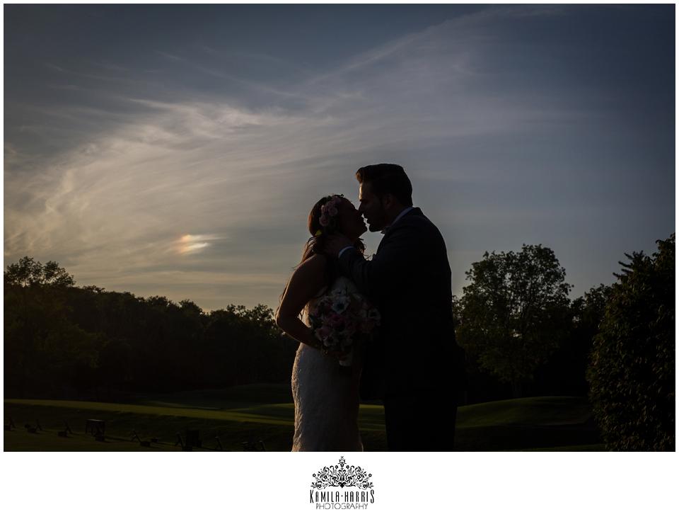 Hamilton Farm Golf Club NJ Wedding