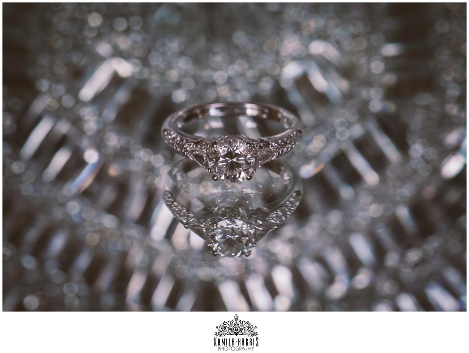 Ring Shot, Detail Shot, Ring Photo, Macaluso's Hawthorne NJ Wedding, Gatsby Style, Art Deco, Bride, Groom