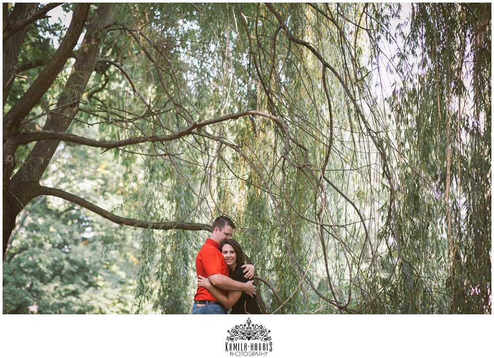 Kingsland Manor, Nutley, NJ, Engagement, Engagement Photos, Couple, Willow Trees, Lambert Castle, Natural Engagement Photos, Cute Engagement Pictures
