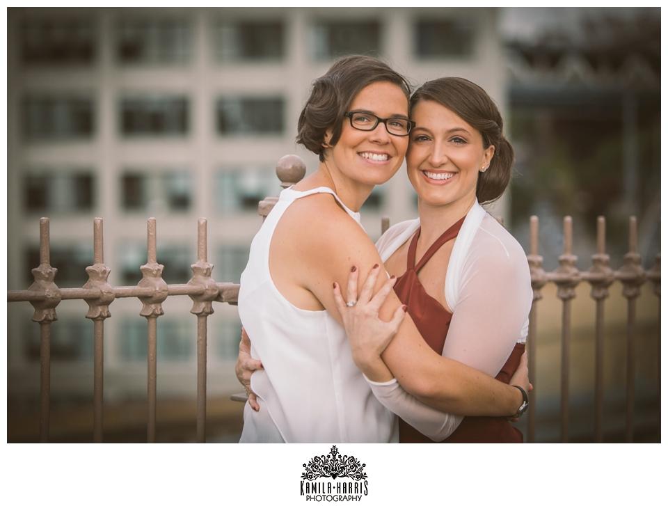 Brooklyn, NYC, Wedding Photographer, DUMBO, Brooklyn Wedding, Same Sex Wedding, Two Brides, Marriage Equality, 26 Bridge, Brooklyn Bridge Park, Brooklyn Bridge
