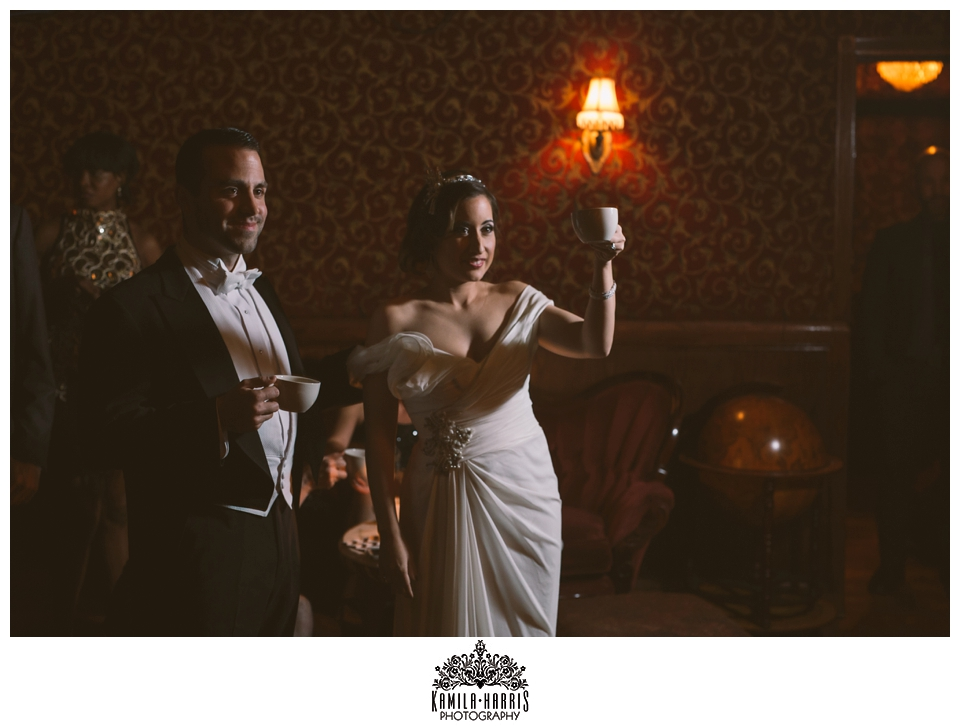 NYC Wedding, Vintage, Gatsby, Speakeasy, 1920's, Flapper, Art Deco, The Back Room