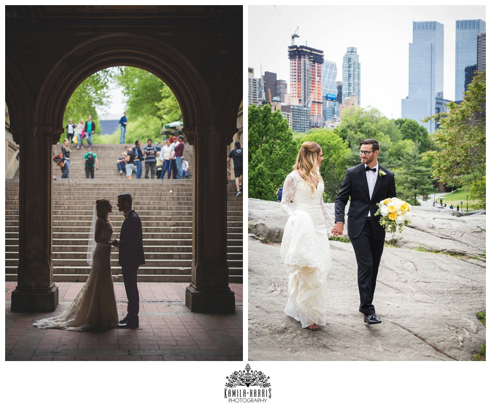 Central Park, Elopement, Elope, Elope in NYC, Bethesda Terrace, Elopement Photographer, New York, New York Elopement Photographer, New York City, New York City Elopement Photographer, Kamila Harris Photography, Bryant Park, NYPL, Wedding Photography, Elopement Photography, DUMBO, Brooklyn Bridge, Manhattan Bridge, Cobblestones, Colorful Wall in DUMBO, Colorful Art Wall in Brooklyn, Brooklyn, Manhattan, Wedding Photographer