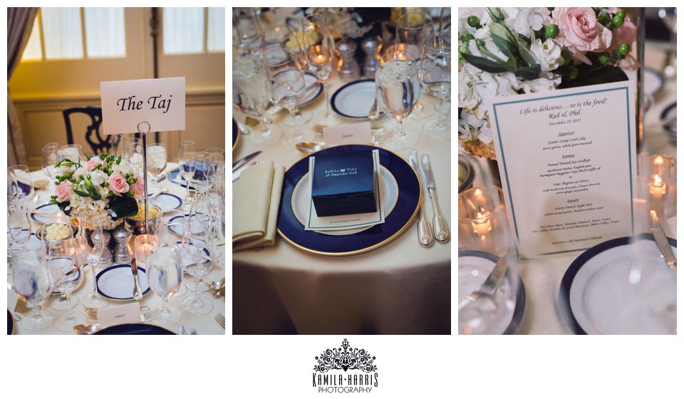 Lotos Club Wedding Manhattan Nyc Radhika Philip Part 2 Nyc