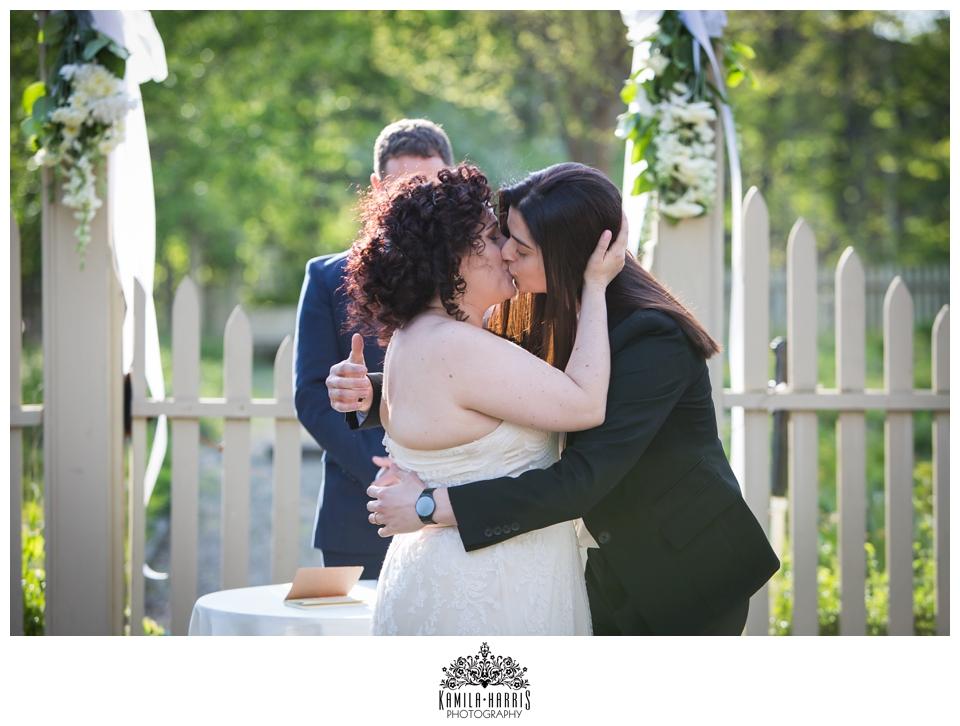 Oakeside Mansion Wedding, NJ, Same Sex Wedding, Two Brides, NJ Wedding Photographer, Kamila Harris Photography, NY Wedding Photographer, NYC Wedding Photographer