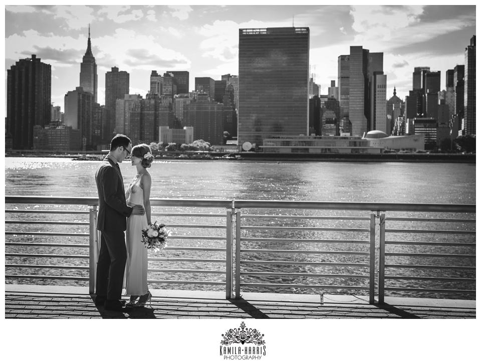Long Island City Queens Wedding Photographer