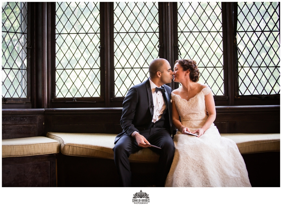 Long Island Wedding at Hempstead House