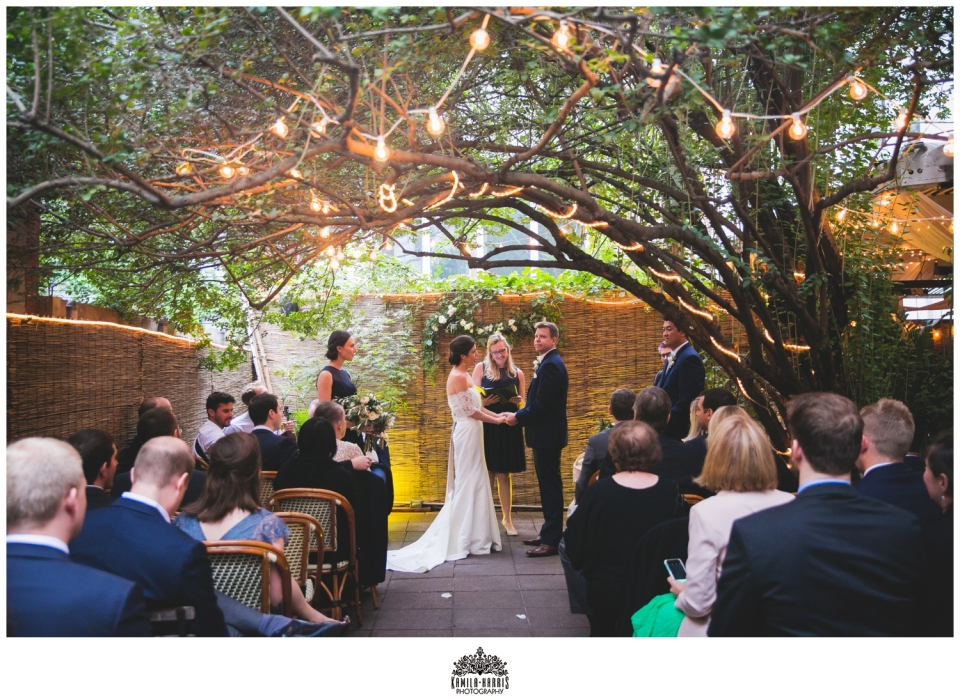 Bacchus Brooklyn Wedding