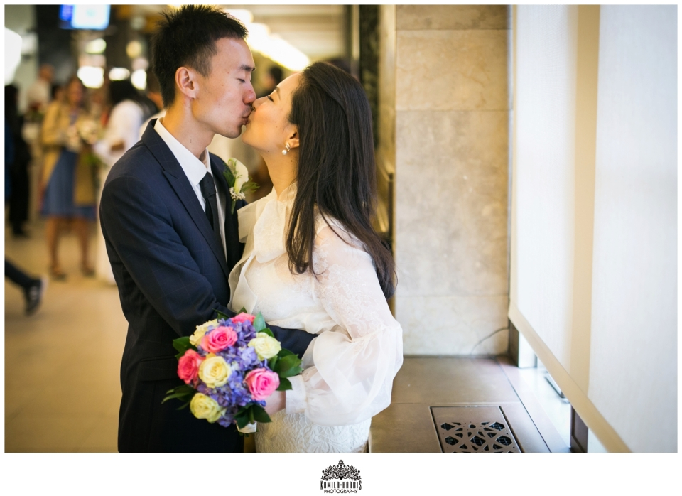 NYC Elopement Photographer, City Hall Wedding, Manhattan, Marriage Bureau