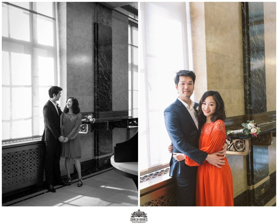 Kamila harris photography city hall wedding manhattan for City hall wedding dresses nyc