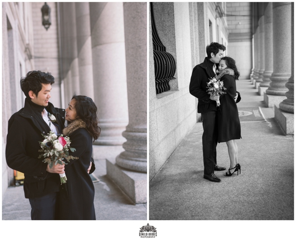 City Hall Wedding; NYC City Hall Wedding; NYC Elopement; New York; New York City; New York City Elopement; Elopement Photographer; Small Wedding; Intimate Wedding; Elopement