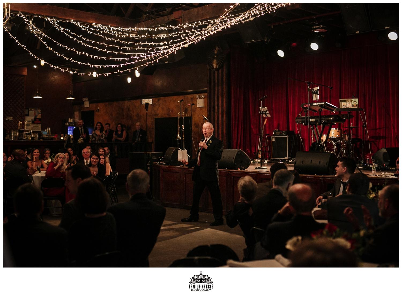 Bell House; Brooklyn; Wedding; NYC; Elegant Events By Laura; Silver Arrow