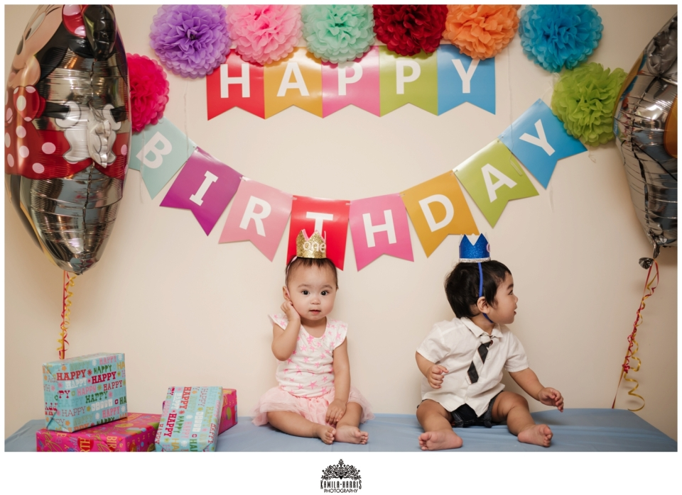 Kids Birthday Photography Baby Pictures Cake Smash New York Family Photographer Queens