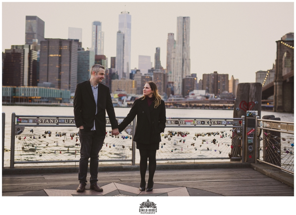 DUMBO, DUMBO Engagement Session, Brooklyn Engagement Session, Brooklyn Photographer