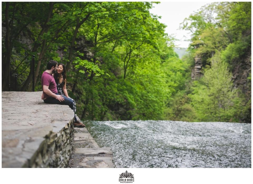 Ithaca; Cornell University; Engagement Session; Engagement Photos; Ithaca Engagement Photographer; New York Engagement Photographer; Finger Lakes Engagement Photos; Finger Lakes Photographer; Cascadilla Falls