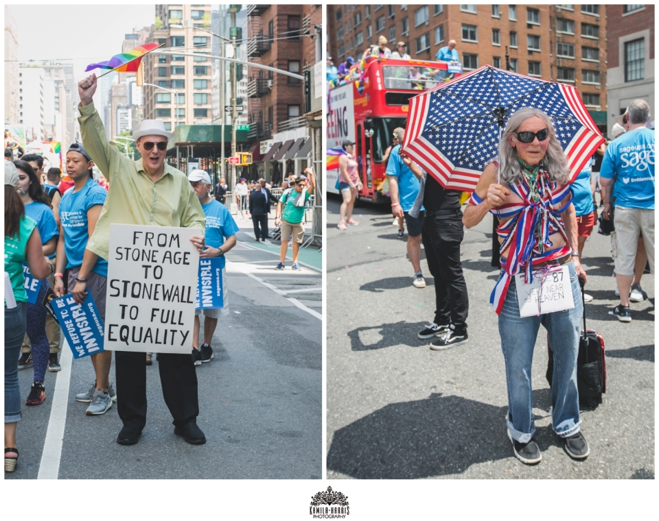 NYC Pride Parade 2018; Pride Parade; Event Photographer; Pride Photographer; LGBTQ Ally Photographer; NYC Photographer