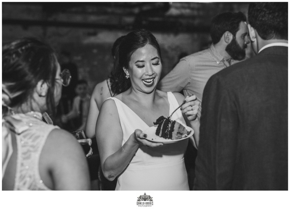 Lina Kreisberg;  Lili Anne Lopez; Momofuku; Stems Brooklyn; Party Rentals Ltd; Two Of a Kind Rentals; 74 Events;  Steven Frieder Band; We Cinema; Oh Snap Smile; Brooklyn Wedding; New York Wedding; Greenpoint Wedding; Greenpoint Loft;