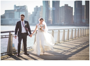Gantry Plaza, Long Island City, NYC, Wedding at Gantry Loft